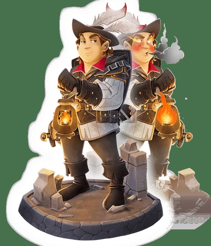 Ludus Magnus Studio | Board Games Design, Miniature, Concept